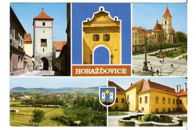 F 46210 - Horažďovice